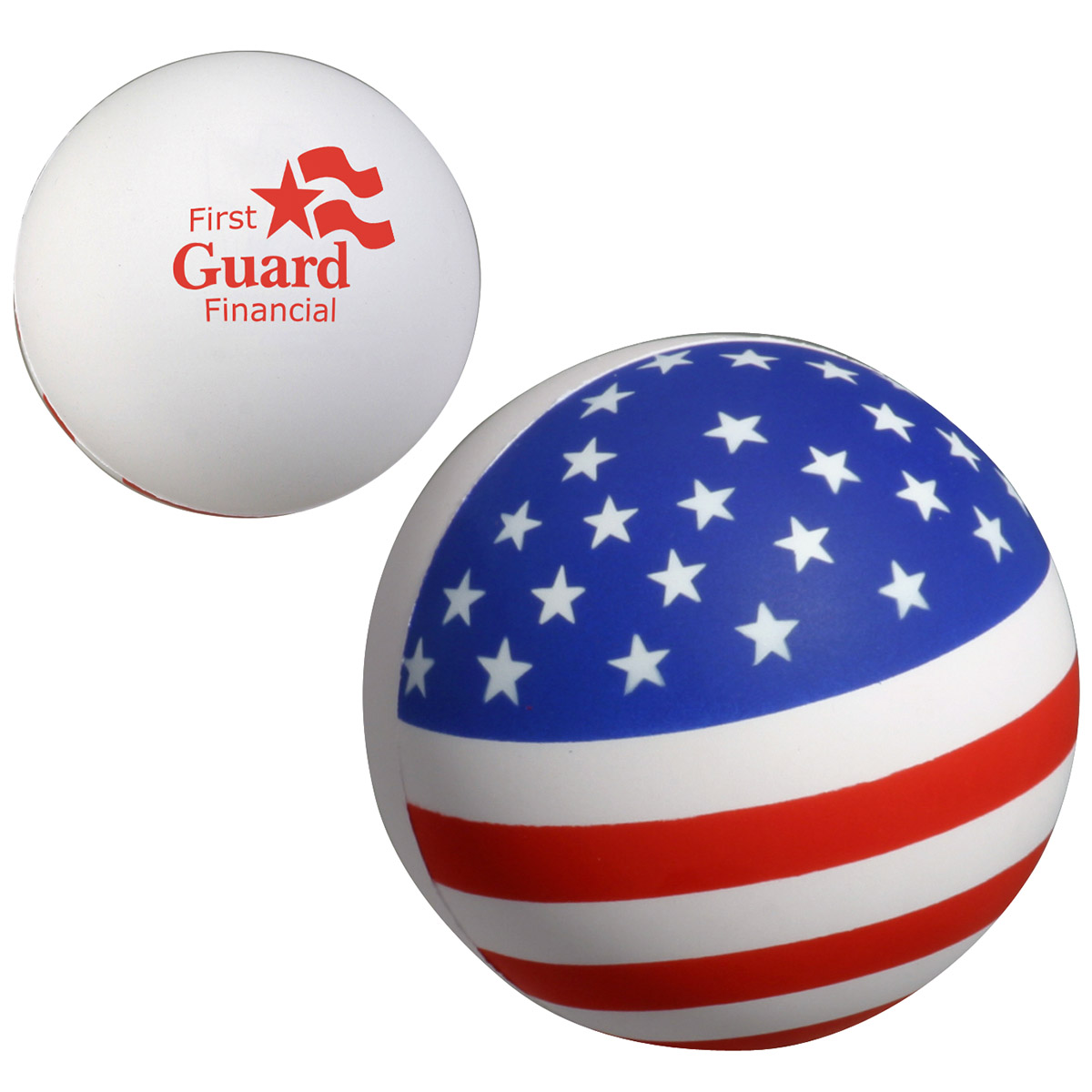 Patriotic Stress Ball