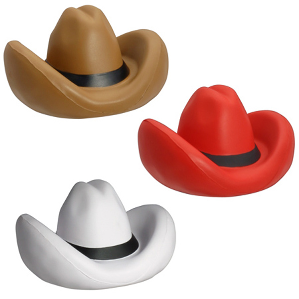 1da27953cce Cowboy Hat Stress Ball