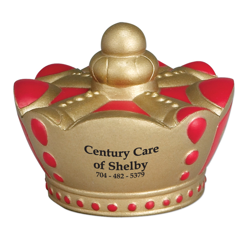 Royal Crown Stress Reliever